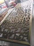 Nieuw Ontwerp 304 het Scherm van het Roestvrij staal van de Decoratie