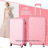 Venta caliente de la cubierta de equipajes carro de equipaje con ruedas retráctiles