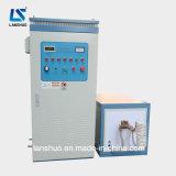 machine de pièce forgéee de fréquence moyenne de Rod chaud de l'admission 80kw