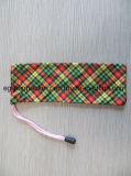 Bolsa de Microfiber para la impresión del traspaso térmico del lápiz
