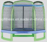 7FT Mittler-Größe Kind-Gehäuse-Trampoline