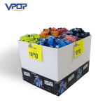 Hohe Kapazitäts-Pappladeplatten-Schaukarton für Getränke