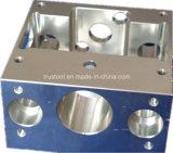 Cnc-Maschine zerteilt CNC-Teile Alumium maschinell bearbeitenteile