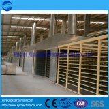 Chaîne de production de panneau de PVC - panneau de plafond de gypse - matériau de construction