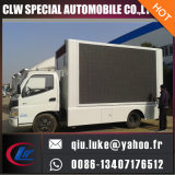 Openlucht Monitor LED Display Truck met LED Display LED Running Message Display