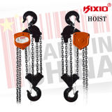 Grua Chain manual 0.75tons de bloco Chain de Kixio