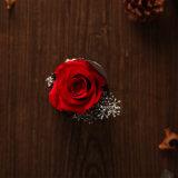 Flor verdadera del 100% para el regalo de cumpleaños del partido