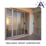 Aluminiumprofil-Schiebetüren für Auastralia /Sliding Türen