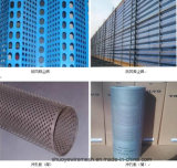Edelstahl-Metallfilter/durchlöcherte Blatt