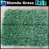 メートルの低密度の芝生のカーペット18mmごとの130stitch