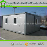 Nuova casa prefabbricata del contenitore di Prebuilt della Camera del contenitore da vendere