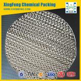 Metallperforierte Platte gewellte strukturierte Verpackung