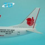 plastic Model van de Uitrustingen van de Vliegtuigen van de Lucht B737-800 Malinda van 39.5cm het Model