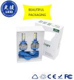 도매가 자동 LED 전구 차 LED 헤드라이트 (H1, H7.9005, 9006)