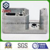 Het precisie Aangepaste Metaal CNC die van het Aluminium Delen machinaal bewerken door Malen Te draaien