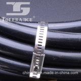 Ataduras de cables directas del acero inoxidable de la fábrica