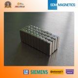 Aimants de détecteur de néodyme de N45h 19.05X3.18X3.18mm pour le commutateur