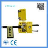 Type mou thermocouple de Changhaï Feilong
