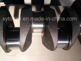 Albero a gomito del pezzo fuso per l'asta cilindrica del ferro del motore del paladino Ka24 dei Nissan con la scanalatura per la lubrificazione