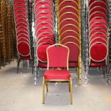 [دين رووم] أثاث لازم لأنّ مأدبة كرسي تثبيت قابل للتراكم