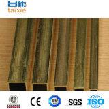 Tube de cuivre de plaque de nickel C70600 pour l'alliage de cuivre de Cw352h