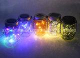 낭만주의 에너지 절약 통로 표면에 금속 그물을%s 가진 거는 유리제 반점 빛