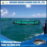 HDPE плавая фермы рыб клеток глубокого моря оффшорные
