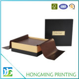 Contenitore di lusso di cioccolato del cartone del regalo per l'invito di cerimonia nuziale