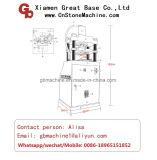 Machine de estampage de roche hydraulique multifonctionnelle/de division en pierre