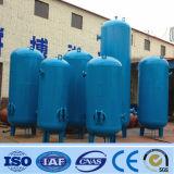 Serbatoio della ricevente di aria per il compressore d'aria della vite