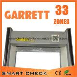33 de Poort van de Detector van het Metaal van het Frame van de Deur van de Detector van het Metaal van de Overwelfde galerij van streken