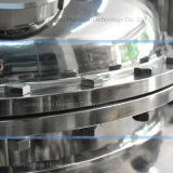 Энергосберегающий сосуд под давлением реактора бака химической реакции нержавеющей стали