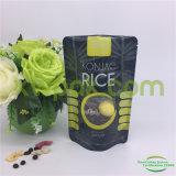 Saco de empacotamento do arroz do alimento cozido