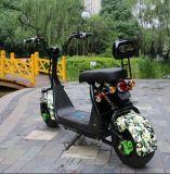 neumático gordo 1000W 48V Harley de la vespa eléctrica campo a través