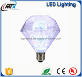 CE ST64 Warm White Energy Saving 3W LED Starry Bulb