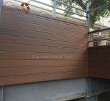 Decking UV d'étage de la résistance WPC de modèle neuf de prix usine de fournisseur de la Chine