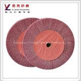 Het het nylon Oppoetsende Staal van het Wiel van de Klep/Koper/Satijn/de Tekening/het Haarscheurtje van de Oppervlakte Inox