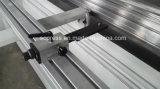 Máquina hidráulica nova do freio da imprensa do metal de folha da placa de metal do projeto