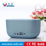 Супер милый миниый диктор Bluetooth беспроволочный с диктором Ds-7604 Whosale конструкции способа голубым беспроволочным