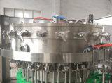 炭酸水・ (DGF24-8)のためのびんの満ちるプラント