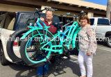숙녀 250W/350W/500W 전기 26inx4 뚱뚱한 타이어 E Bike/E 뚱뚱한 타이어 자전거 또는 전기 눈 Bike/E 지방 Bicycle/E 모래 Bike/E 뚱뚱한 Pedelec 또는 파랑에 있는 모든 지형 자전거