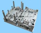 Metal plástico del moldeo por inyección de la fabricación progresiva del molde de la precisión que estampa el molde