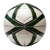 Balón de fútbol laminado de la despedida de la PU del balompié de la talla 5 oficiales buen para el adolescente