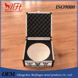 Cassa di alluminio dello strumento con l'inserto della gomma piuma della spugna fatto in Cina