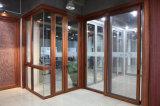Fabrik-Preis-beste Verkauf Aluminumglass Türen/Flügelfenster-Türen