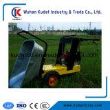 150kgs一輪車の堆肥のトラック(KD150)