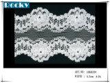 Testo fisso elastico accessorio del merletto dell'indumento per il reggiseno delle donne
