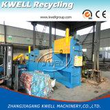 Plastikpapierflaschen-Film-weiche hydraulische Plastikballenpresse/Presse-Maschine