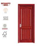 Interior hueco madera sólida Flush puertas simples (GSP6-003)