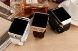 Telefone móvel do relógio de pulso esperto dos miúdos 2g Dz09 barato Digitas com a câmera para o iPhone e o relógio Dz09 Android